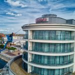During 4 - Aerial Drone Photography at Southport Ramada