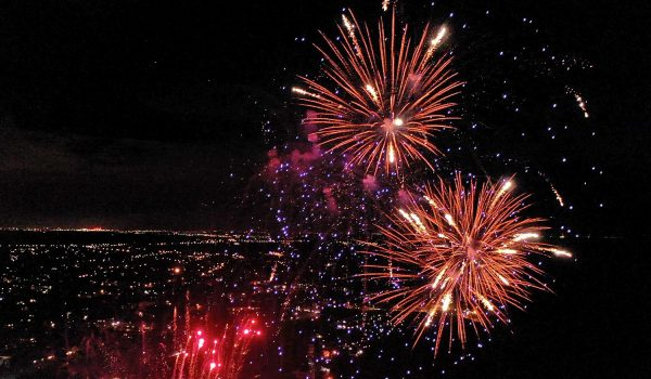 2019 British Musical Fireworks | Victoria Park, Southport